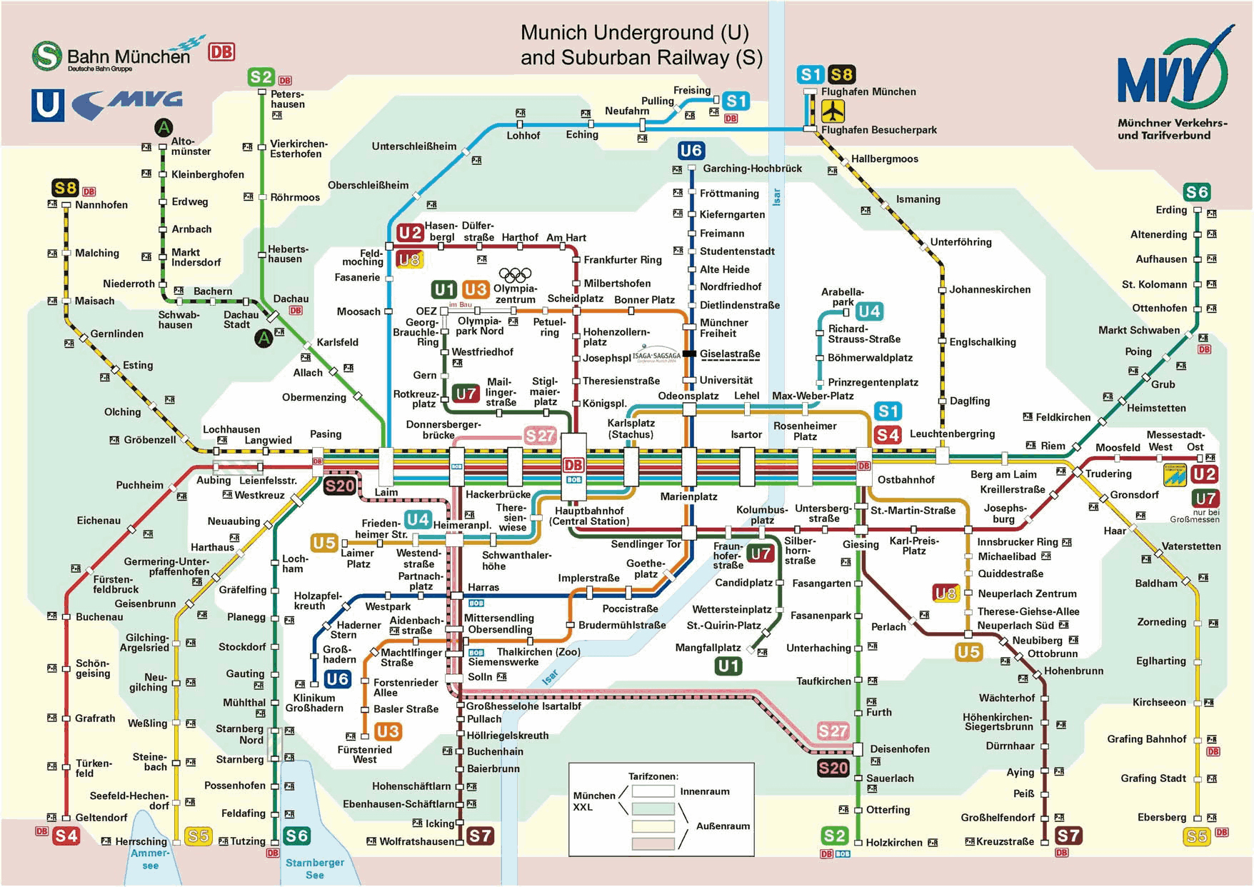 Вашингтон схема метро